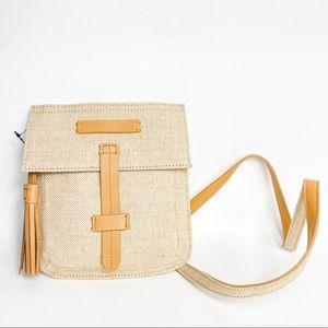 Sherpani Ethos Piper Mini Crossbody Bag - Natural